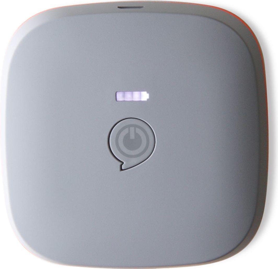Powerbank Zens Portable Power Pack 3000mAh Szary (ZEPP01G/00) 1