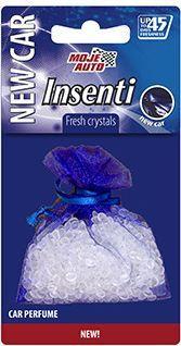 Moje Auto Zapach samochodowy woreczek INSENTI New Car (15-002) 1