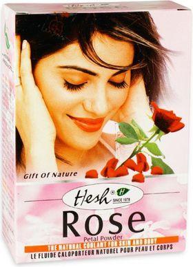 Hesh Maseczka z płatków róży 100g 1