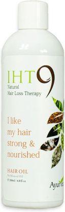 Lass Naturals Olejek przeciw wypadaniu włosów IHT9 1