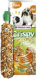 VERSELE-LAGA  Crispy Sticks - Kolby Marchewka & Pietruszka Versele-Laga 110g 1