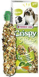 VERSELE-LAGA  Crispy Sticks - Kolby Warzywa Versele-Laga 110g 1