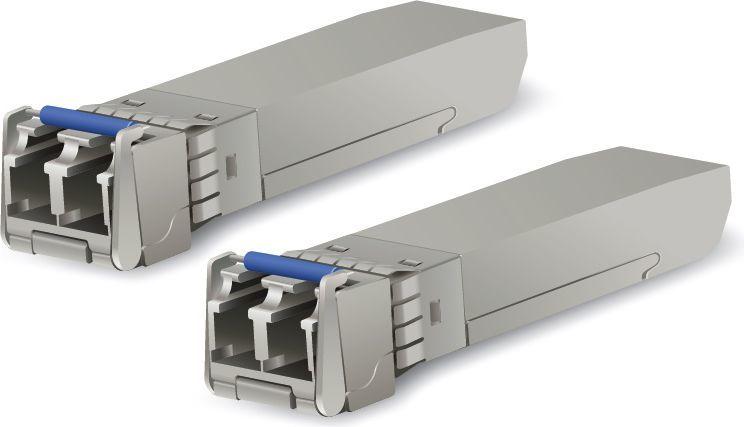 Moduł SFP Ubiquiti Moduł nadawczo-odbiorczy 2xLC (UF-SM-10G) 1