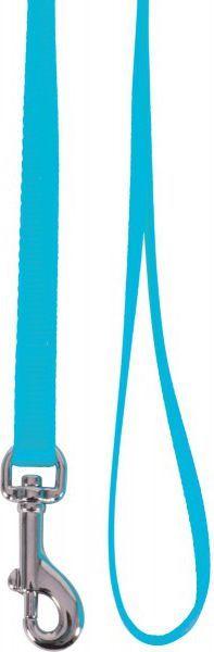 Zolux Smycz dla kota nylon 1 m/10 mm turkusowy 1