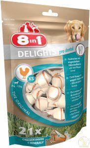 8in1 Przysmak 8in1 Delights Pro Dental Bones XS 21 szt. 1