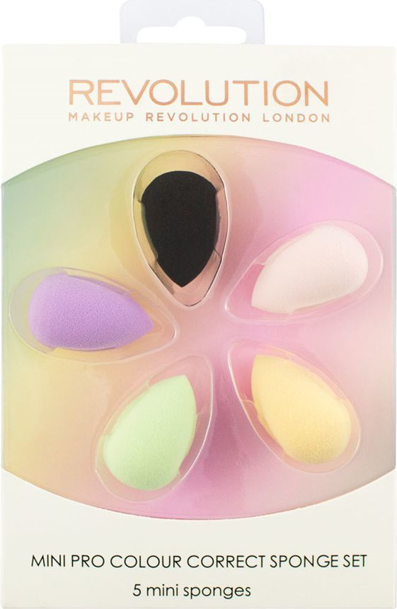 Makeup Revolution Makeup Revolution Mini Pro Colour Correct Sponge (W) 1