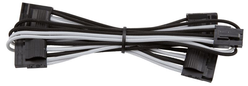 Corsair Kabel PSU, Typ 4, Czarno-biały (CP-8920198) 1