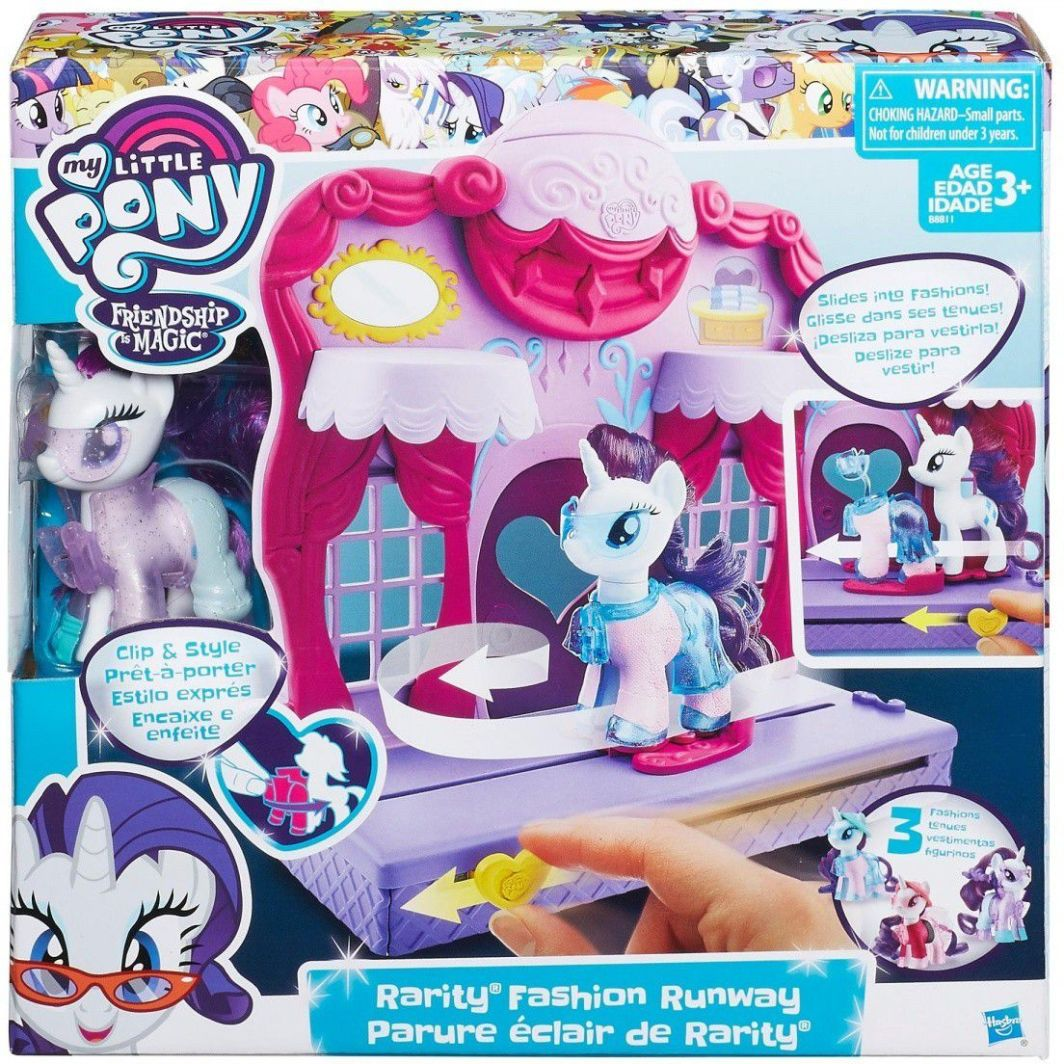 Hasbro My Little Pony Butik na Manhattanie (B8811) 1