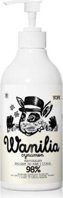 Yope balsam do rąk z pompką Wanilia i Cynamon 300 ml 1