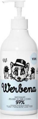 Yope balsam do rąk i ciała z pompką Werbena 500 ml 1