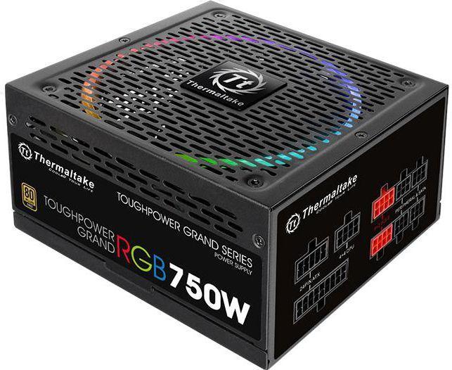 Zasilacz Thermaltake Toughpower Grand RGB 750W (PS-TPG-0750FPCGEU-R) 1