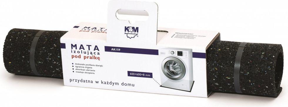 K&M Mata antywibracyjna pod pralkę (AK159) 1