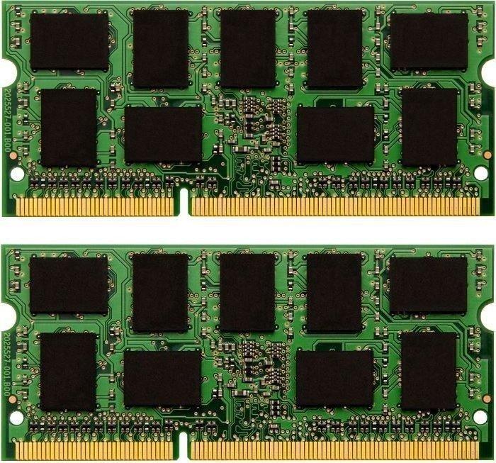 Pamięć do laptopa Kingston DDR3L SODIMM 2x8GB 1600MHz CL11 (KVR16LS11K2/16) 1
