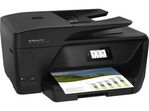 Urządzenie wielofunkcyjne HP OfficeJet 6950 (P4C85A) 1