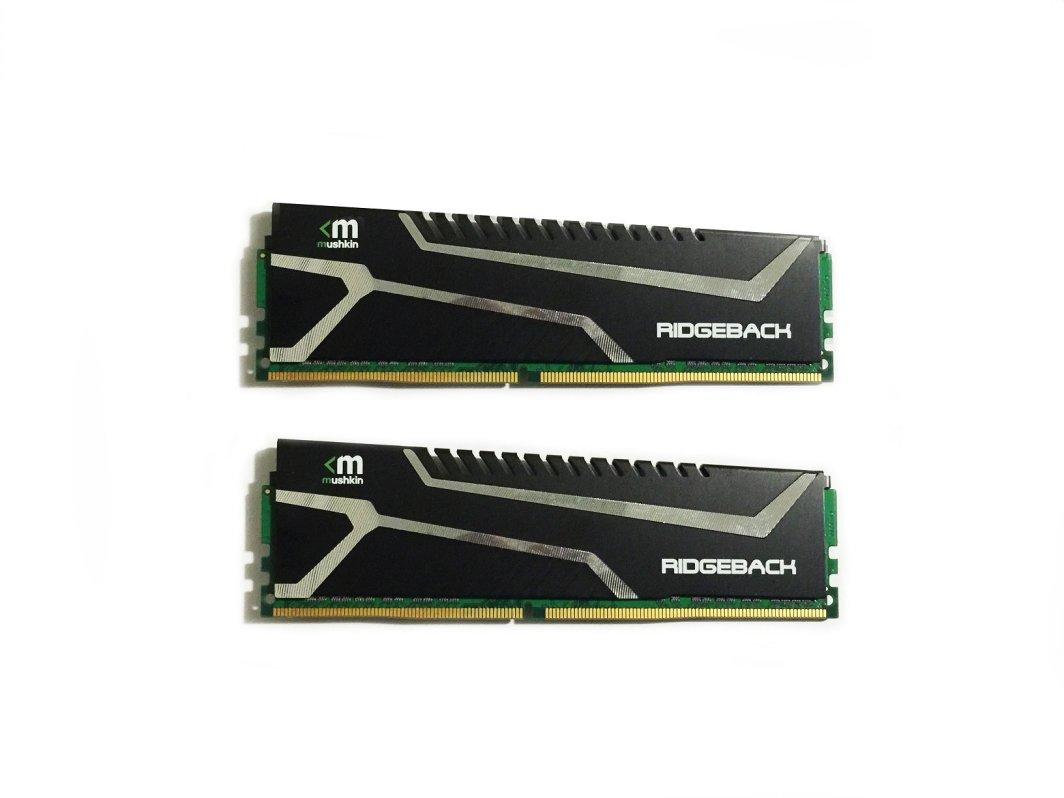 Pamięć Mushkin Blackline, DDR4, 32 GB, 2400MHz, CL15 (MBB4U240FFFF16GX2) 1