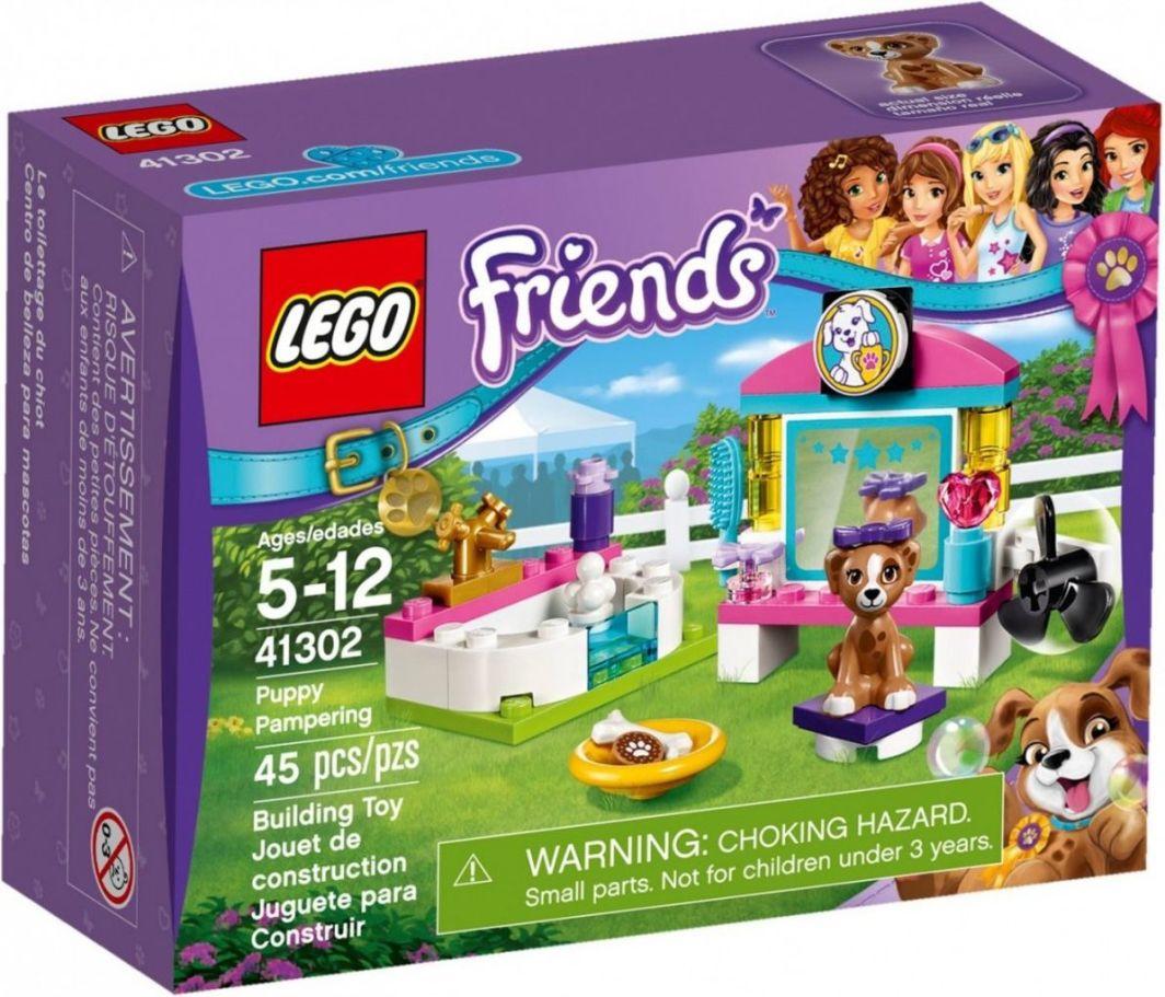 LEGO Friends Salon piekności dla piesków (41302) w Hulahop.pl
