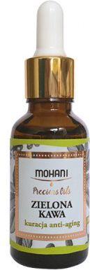 Mohani Olej z zielonej kawy BIO 30 ml 1