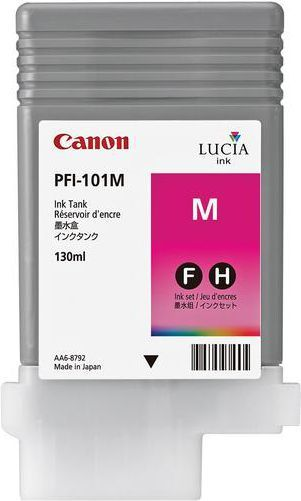 Canon Tusz PFI101M (magenta) (0885B001) 1