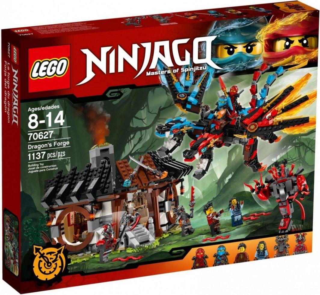 Lego Ninjago Kuźnia Smoka 70627 W Hulahoppl