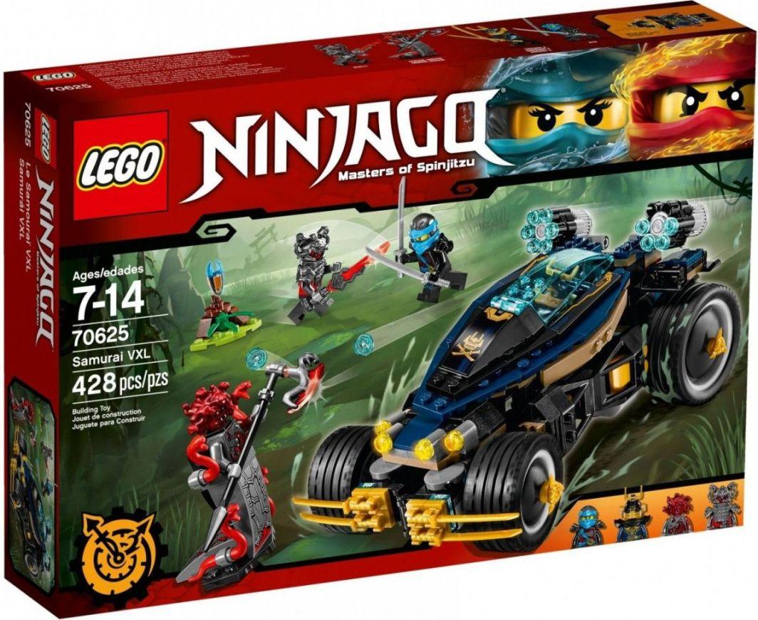 Lego Ninjago Samuraj Vxl 70625 W Hulahoppl