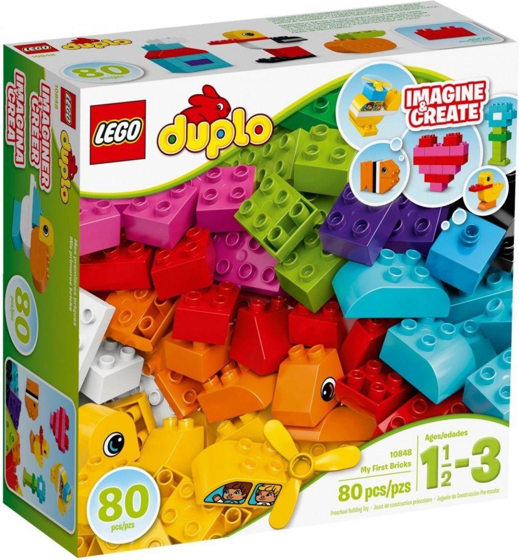 Lego Duplo Moje Pierwsze Klocki 10848 W Hulahoppl