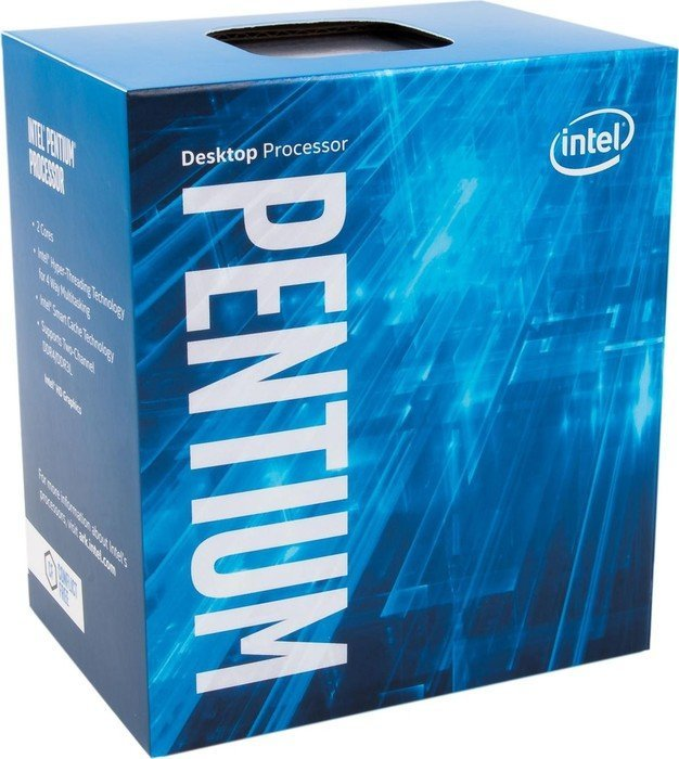 Procesor Intel Pentium G4560, 3.5GHz, 3 MB, BOX (BX80677G4560) 1