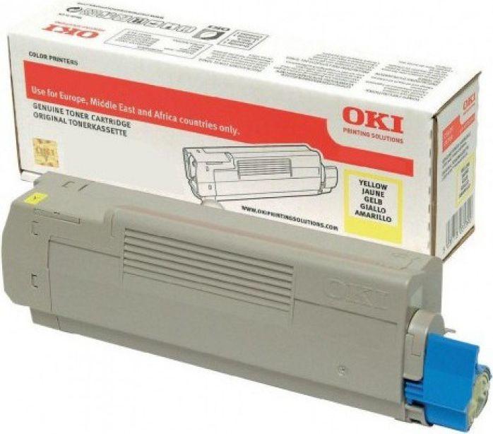 OKI Toner C712 (46507613) 1