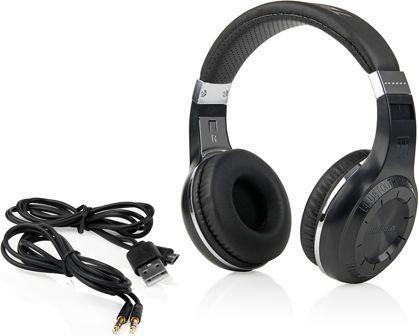 Słuchawki Bluedio Słuchawki BLUEDIO TURBINE - Bezprzewodowe 1