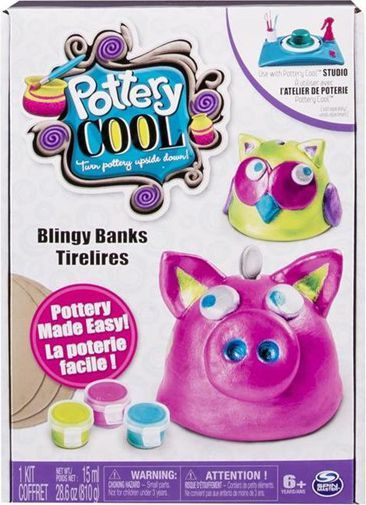 Spin Master Pottery Cool - zestawy mix (6027886) 1