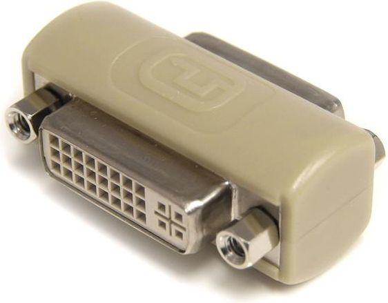 Adapter AV StarTech DVI-I (F/F) (GCDVIIFF) 1