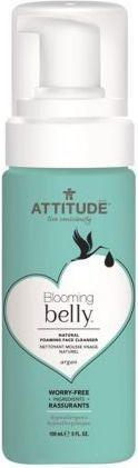 Attitude Pianka do mycia twarzy dla kobiet w ciąży z olejkiem arganowym 150 ml (ATT06101) 1