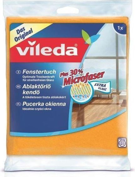 Vileda Ścierka okienna plus 30% mikrofibry (141327) 1
