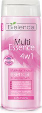 Bielenda Multi Essence Multiwitaminowa esencja do pielęgnacji twarzy 4w1 cera sucha/wrażliwa 200ml 1