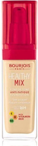 Bourjois Paris Podkład Healthy Mix - rozświetlający podkład do twarzy nr 051 Light Vanilla 1