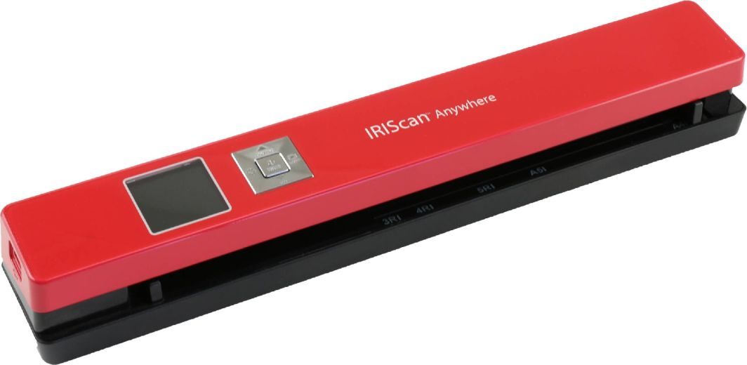 Skaner IRIS IRISCan Anywhere 5 Red (458843) 1