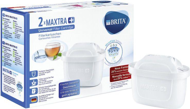 Wkład filtrujący Brita Maxtra+ 2 szt. (075 200) 1