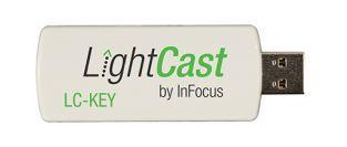 InFocus LightCast Wireless Adapter Key (INA-LCKEY2) 1