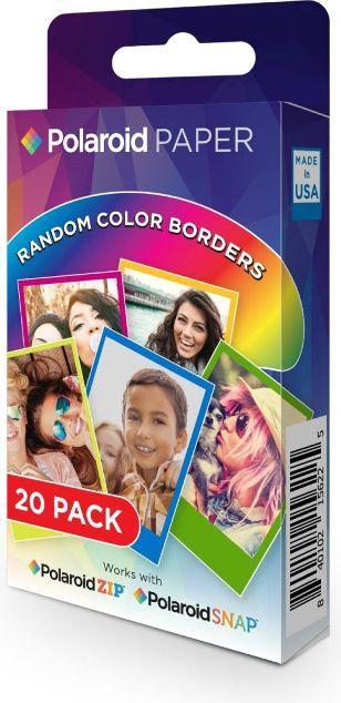 Polaroid Film SNAP/ZIP (AKGWKPOLR0000004) 1