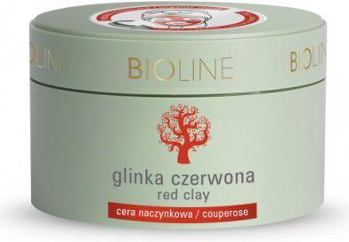 Bioline  Glinka czerwona 150g 1