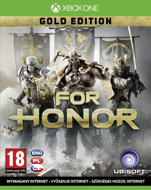 For Honor Gold Edition Xbox One 1