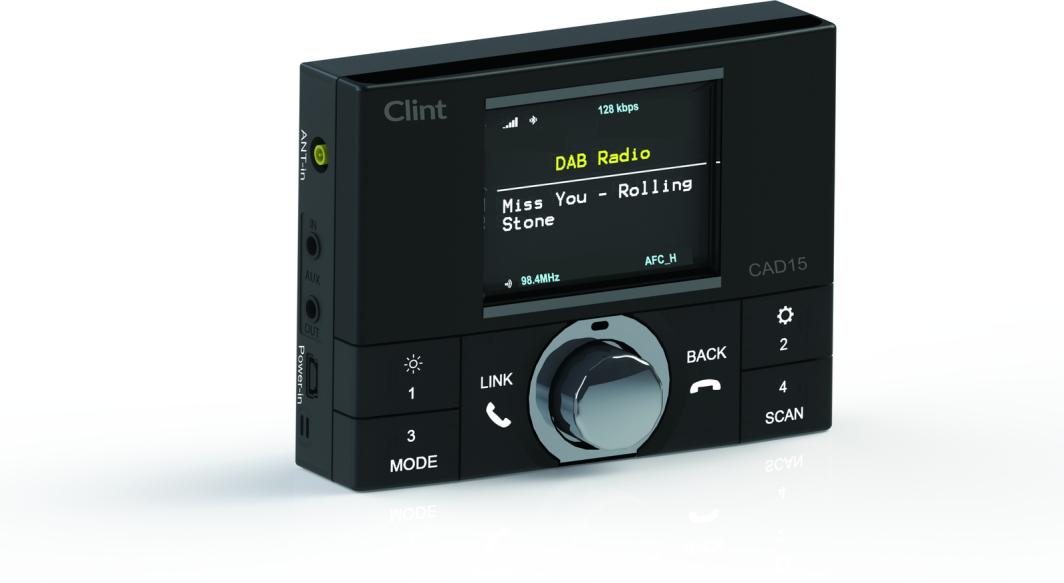 Clint Car DAB+ radio adapter (CLINT-CAD15) 1