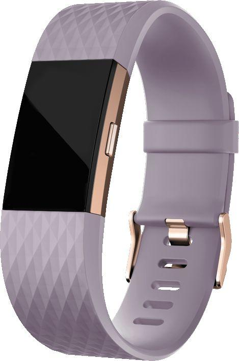 Smartband Fitbit Fioletowy 1