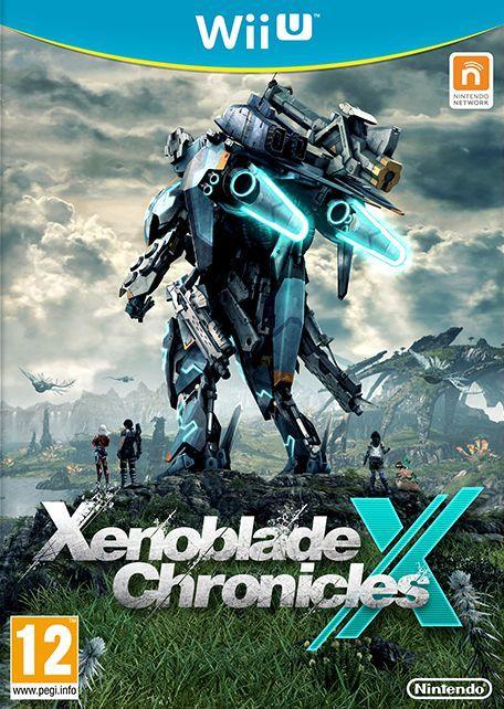 Xenoblade Chronicles X (NIUS910010) 1