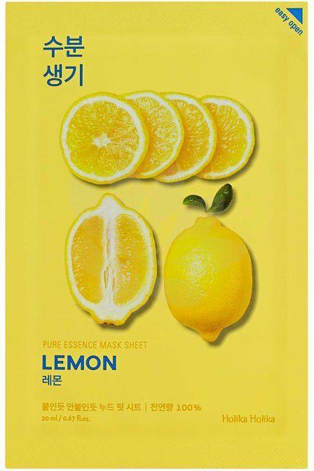 Holika Holika Pure Essence Mask Sheet Lemon 1szt 1