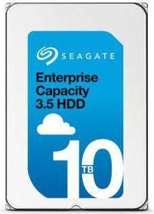 Dysk serwerowy Seagate Enterprise 10 TB 3.5'' SAS-3 (12Gb/s)  (ST10000NM0096) 1