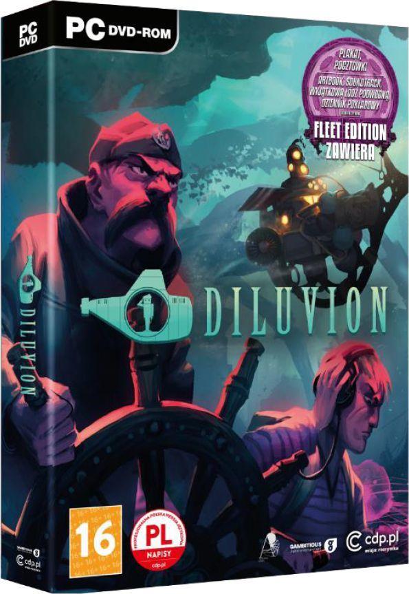 DILUVION Fleet Edition PC 1