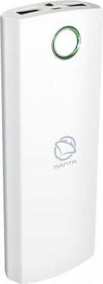 Powerbank Manta MPB005, 10000mAh (MPB005B) 1