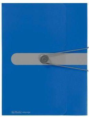 Herlitz Teczka A4, niebieska (11206125) 1