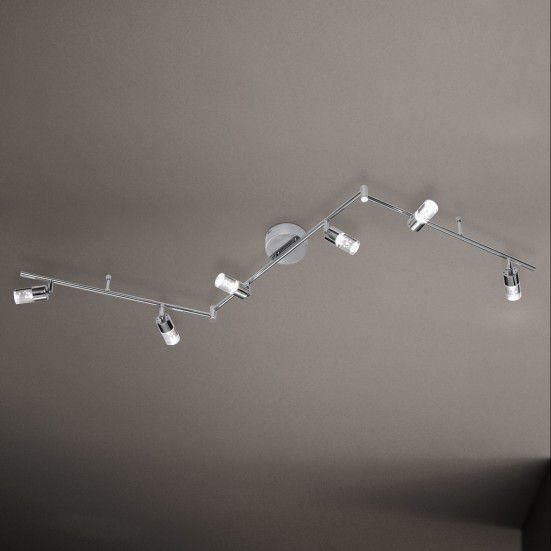 Lampa sufitowa Wofi  6x5W LED (951606010000) 1