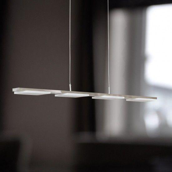 Lampa wisząca Wofi  nowoczesna satynowy  (734504640000) 1